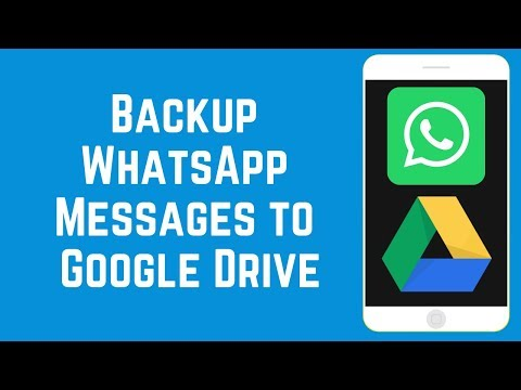 How To Back Up WhatsApp Messages To Google Drive On Android