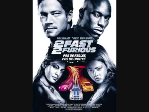 "End Credits Music from the movie ""2 Fast 2 Furious"""