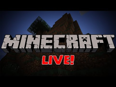 Minecraft LIVESTREAM!! Join the Orgy!