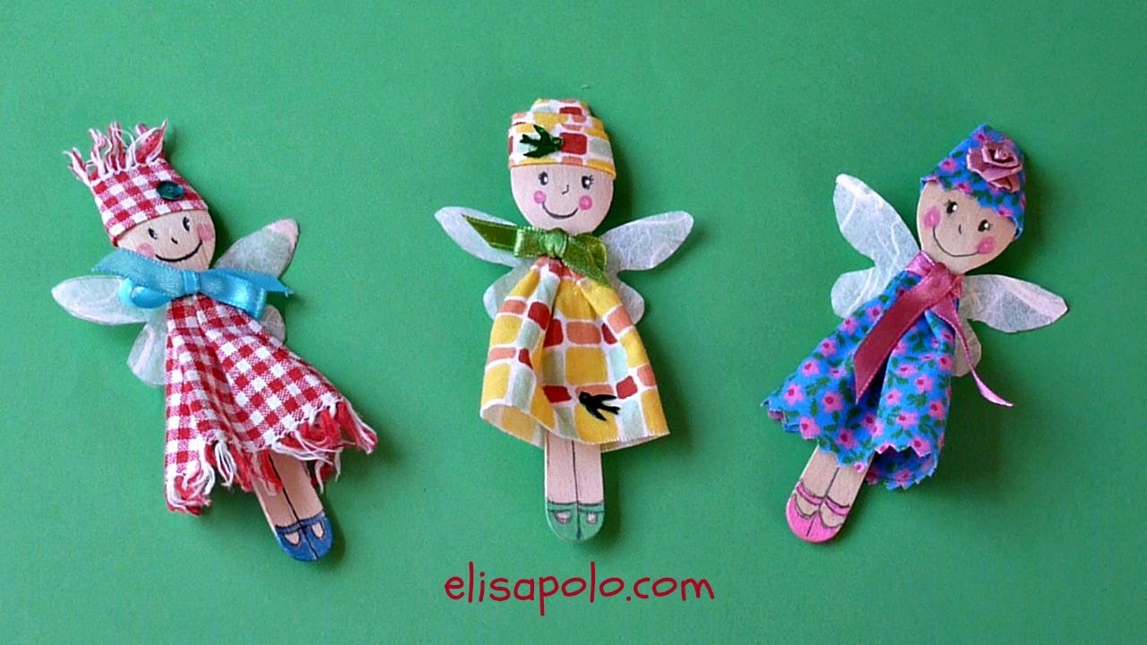 Diy broche hadita fairy brooch ideas de regalos ideas - Regalos de san valentin para el ...