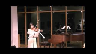 森本千絵、国分仁 J.シビルスの曲を演奏 森本千絵 検索動画 23