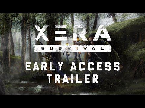 XERA: Survival – Трейлер раннего доступа