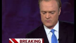 Lawrence O'Donnell Makes Apologies for Joe Paterno