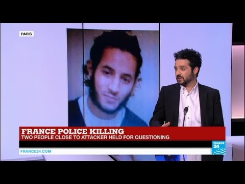 "France police murder claimed by ISIS: ""a direct link with the Orlando mass shooting"""