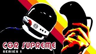 CGR SUPREME KICKSTARTER: Series 1