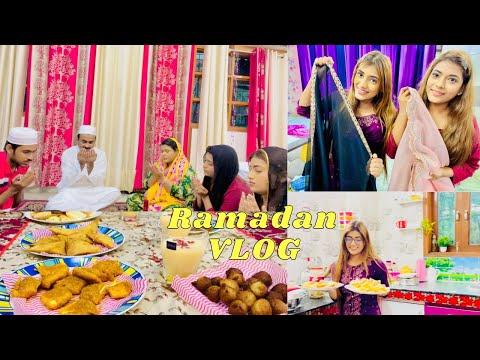 My Last Ramadan Vlog   Eid Preparation   Iftaar Routine   SAMREEN ALI VLOGS