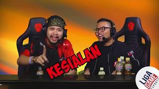 MARCO FOKUS GAME ANDA!!, COKI & MUSLIM ROASTING UDINUS PART5 - IEL University Series
