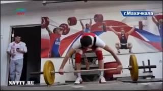 Чемпионат Дагестана по Тяжёлой Атлетике 2017г