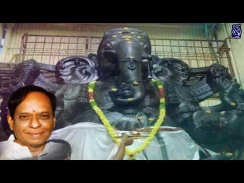 Mahadeva Sutham by Dr M Balamuralikrishna (FUll TRACK)