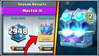MY BEST DRAFT CHEST OPENING IN CLASH ROYALE | TWO LEGENDARY CARDS!