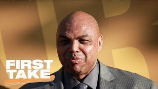 Charles Barkley Says Carmelo Anthony Should Ask For Trade | First Take | June 27, 2017