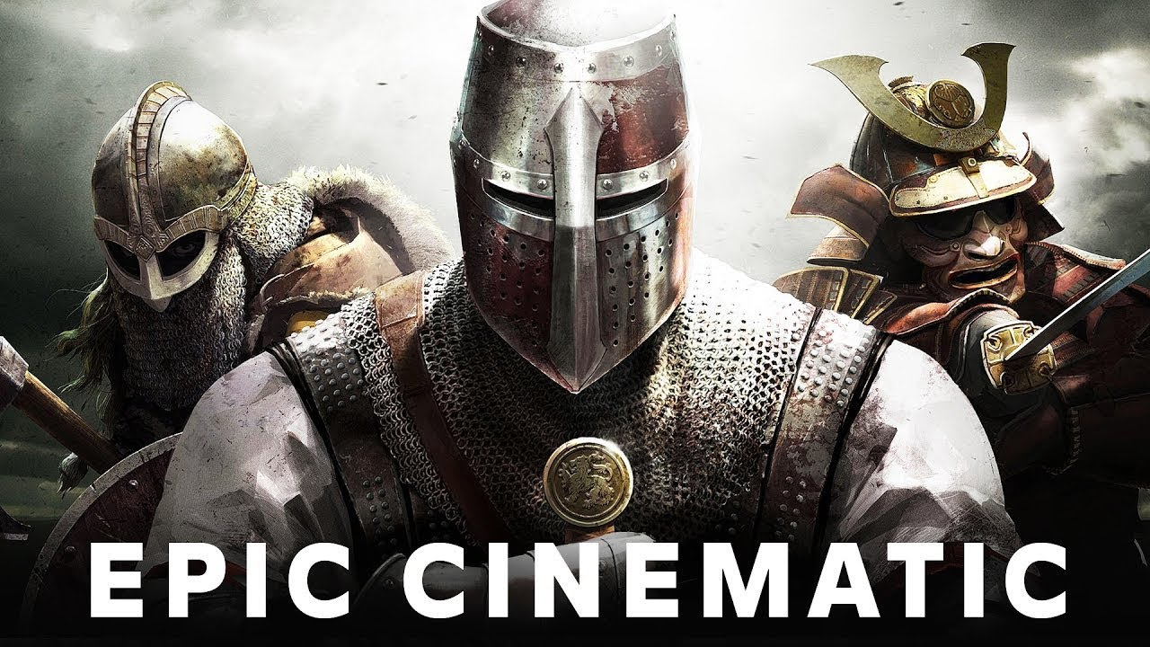 For Honor - Battle of Heroes   Epic Gaming Cinematic
