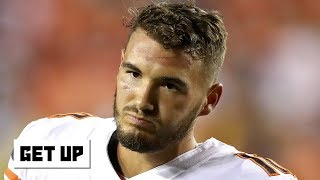 Mitchell Trubisky can't lead the Bears to a Super Bowl - Marcus Spears | Get Up