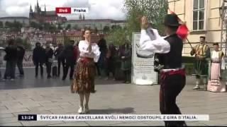 Svatojánské slavnosti Navalis 2016 - ČT 24 - 16/5/2016