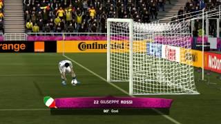 UEFA Euro 2012 Gameplay PC   Part 5