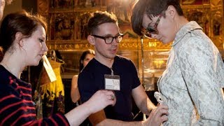 fashion in motion erdem moralioglu behind the scenes