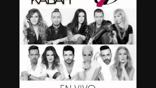 OV7, Kabah - Te Necesito (En Vivo)