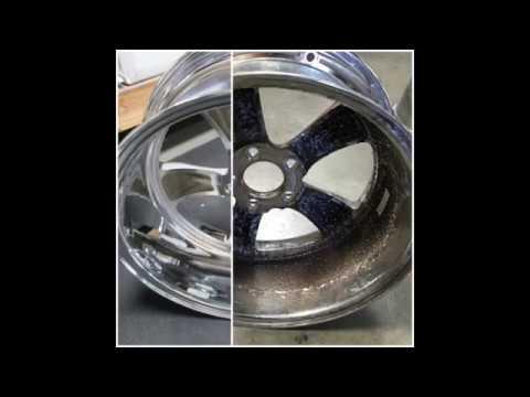 Re Chrome Rims >> Rechrome Plating Calchrome Com California Chrome Wheel