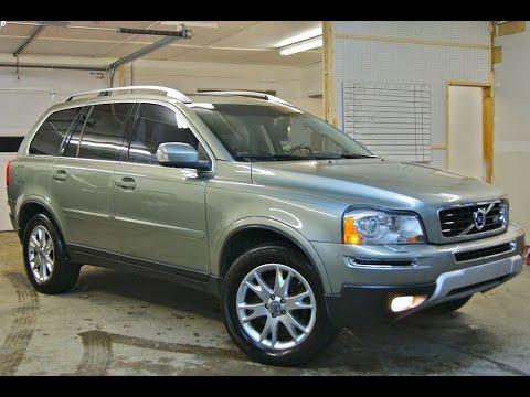Выбираем б у авто Volvo XC90 2.4TD бюджет 850 900тр Я её нашёл