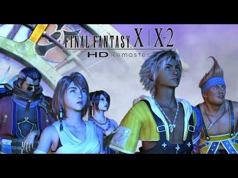 FINAL FANTASY X/X-2 HD Remaster | Tidus and Yuna