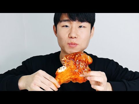 Ayam Jamaica yang hits di Korea [ASMR]