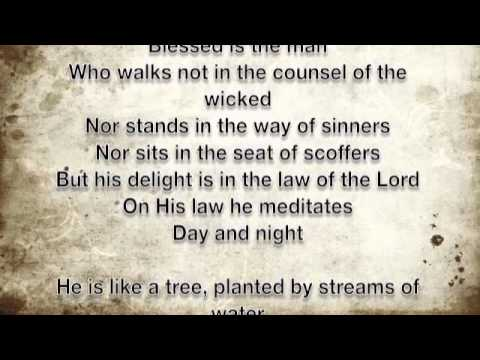 Psalm 1 Original Song (ESV)
