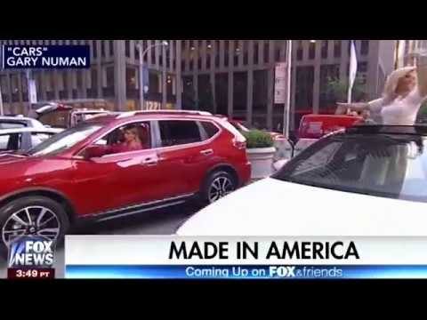 American Made Cars On Fox U0026 Friends