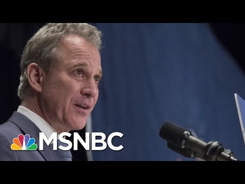 NY Attorney General Eric Schneiderman Steps Up Lawsuits Against Trump Administration | MSNBC