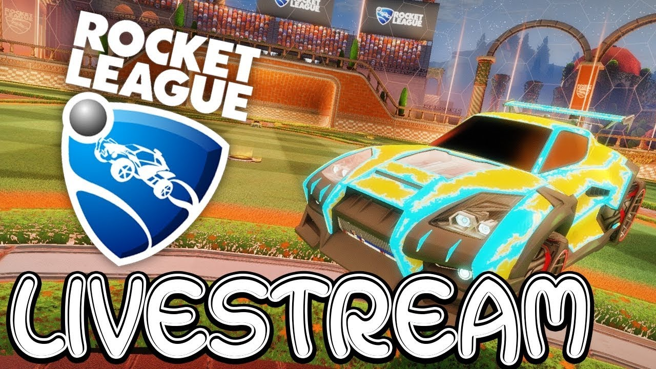 Ubijanje u Rocket league! LIVEE