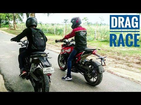Duke 250 VS Duke 200 | Drag Race | Head to Head