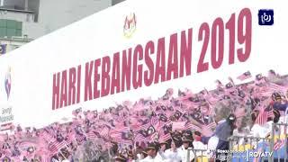 بلا تعليق .. شاهد.. احتفالات الماليزيين بعيد استقلالهم - (31-8-2019)