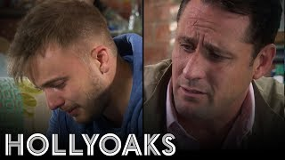 Hollyoaks: Harry Needs Help From Dad...