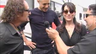 Born To Ride Day of the Dead Interview   Sons of Anarchy Cast