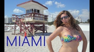 Gambar cover MIAMI BEACH  - Travel Vlog - Nora & Paki
