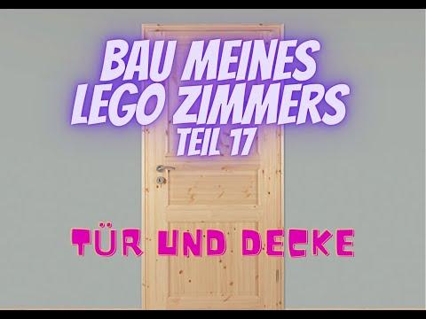 Bau meines LEGO Zimmers Teil 17