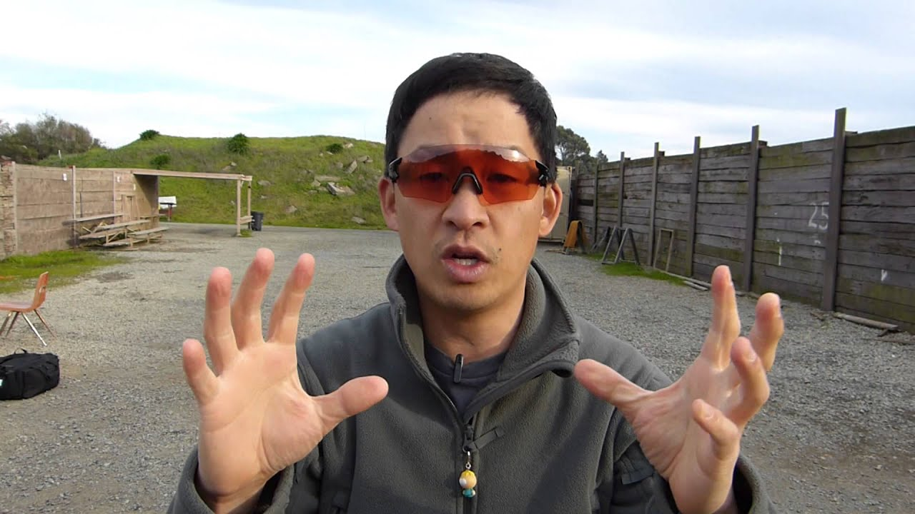 c2f566894f32 Exclusive Oakley Preview: Tombstone Shooting glasses - YouTube