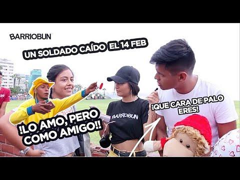 Atrapando infieles en Perú   Soldado caido en San Valentín - Cap. 4