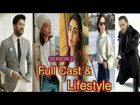 Download Kurulus Osman Season 2 Full Cast   Lifestyle   Real Names and Biography   Fazal Info Point