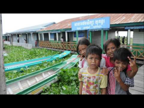 Radio France International round-table discussion on climate resilient in Cambodia