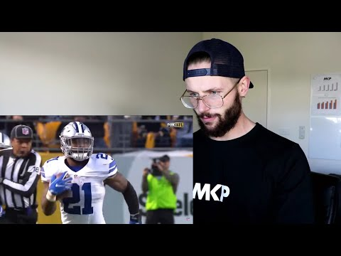 Rugby Player Reacts to EZEKIEL ELLIOTT NFL 2016 Rookie Season Highlights!