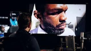 UFC 239 | 1 on 1 with Jon Jones | UFC Fight Week