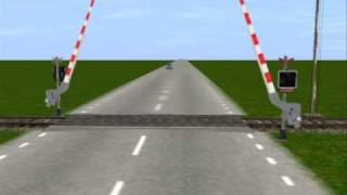 Czech Level Crossing