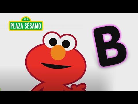 Sésamo: ¡Elmo y la letra B!