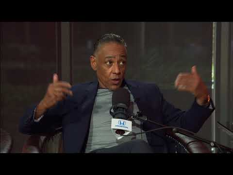 "Giancarlo Esposito Talks New ""Maze Runner"" Film, ""Breaking Bad"" & More w/Rich Eisen 