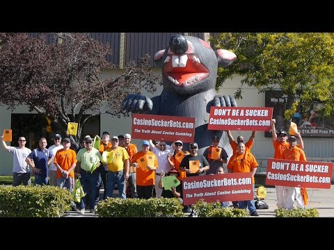 Laborers' International Union Local 169 Boycott Of Nugget Casino In Sparks, NV (9/20/2017)