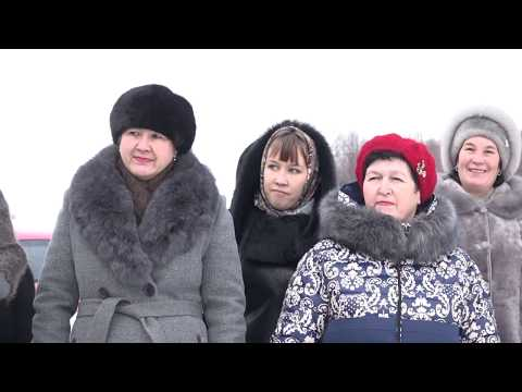 Открытие ФАП в с. Калтаево