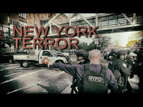 NYC Terror Reveals Omni-Surveillance & Govt's Insatiable Demand For More