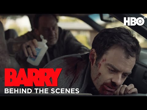 Barry: Behind the Scenes of Season 2 Episode 5 with Bill Hader & Alec Berg | HBO