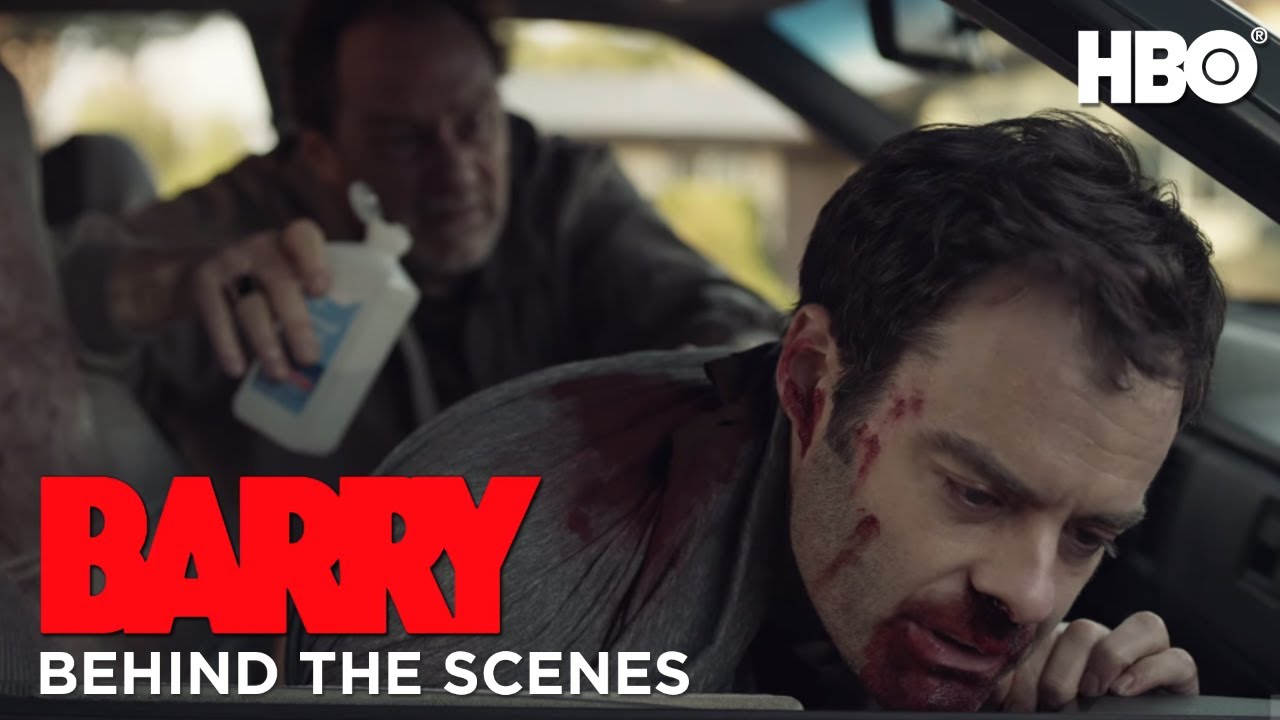 Download Barry: Behind the Scenes of Season 2 Episode 5 with Bill Hader & Alec Berg   HBO