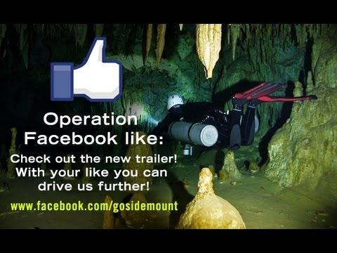 Go Sidemount | Operation I Like Exploration